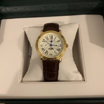 Frederique Constant Classics Business Timer gebraucht 40mm Stahl