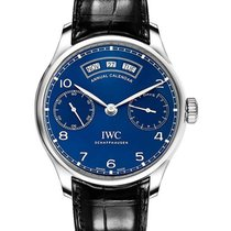 edf147d1e13 IWC Portuguese Annual Calendar Watches for Sale - Find Great Prices ...