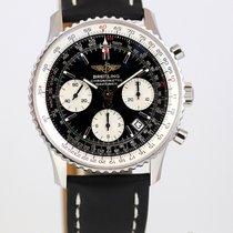 4efc3a955005 Breitling A23322 Steel 2006 Navitimer 42mm pre-owned