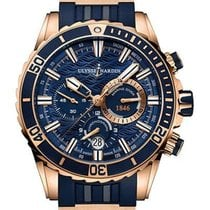 Ulysse Nardin Rose gold 44mm Automatic 1502-151-3/93 new