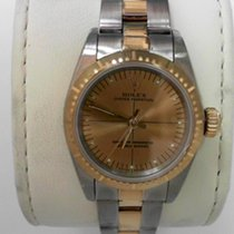Rolex Gold/Steel 25mm Automatic 67243 pre-owned