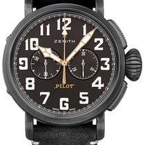 Zenith Steel 45mm Automatic 11.2432.4069/21.C900 new United States of America, New York, New York