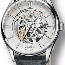 Oris Artelier Skeleton Steel United States of America, New York, New York