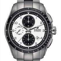 Rado HyperChrome Chronograph Zeljezo 44mm Bjel