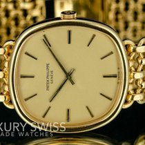 Patek Philippe Golden Ellipse 3844 Good Yellow gold 33mm Manual winding United States of America, California, Los Angeles