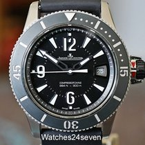 Jaeger-LeCoultre Master Compressor Diving Black Arabic numerals United States of America, Missouri, Chesterfield