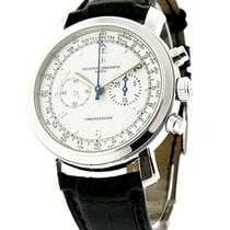Vacheron Constantin White gold 41,5mm Manual winding 47120/000G-9098 pre-owned