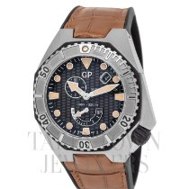 Girard Perregaux Sea Hawk Steel 44mm Grey United States of America, New York, Hartsdale