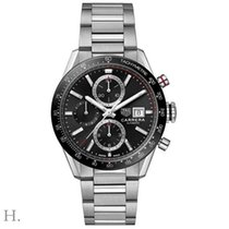 TAG Heuer CBM2110.BA0651 Steel 2019 Carrera Calibre 16 41mm new