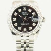 Rolex Lady-Datejust nuevo 2020 Automático Reloj con estuche y documentos originales 178240
