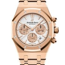 Audemars Piguet 26315OR.OO.1256OR.01 Rose gold 2020 Royal Oak Selfwinding 38mm new