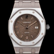 Audemars Piguet pre-owned Automatic 30mm Grey Sapphire Glass