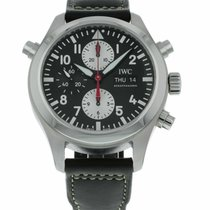 IWC Pilot Double Chronograph Steel 44mm United States of America, Florida, Sarasota