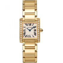 Cartier WJTA0024 Yellow gold Tank Française 25mm new United States of America, Florida, Miami