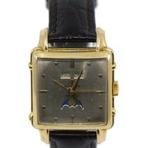 GUB Glashütte Gold/Steel 31mm Manual winding pre-owned United States of America, New York, New York