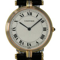 Cartier Trinity Yellow gold 30mm White