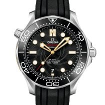 Omega Seamaster Diver 300 M Steel 42mm Black No numerals United States of America, California, Newport Beach