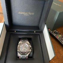 Audemars Piguet Royal Oak Offshore Chronograph Stahl 42mm Schwarz Arabisch Deutschland, Ravensburg