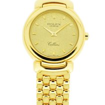 Rolex Cellini Yellow gold Gold