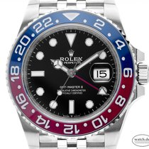 Rolex GMT-Master II 126710BLRO neu