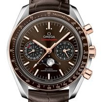 Omega Speedmaster Professional Moonwatch Moonphase 304.23.44.52.13.001 2020 новые
