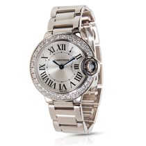 Cartier Ballon Bleu WE9003Z3 Ladies Watch in 18K White Gold