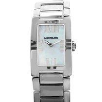 Montblanc Ladies Stainless Steel Quartz Watch 7183SS