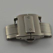 Cartier Leder Armband Leather Bracelet 20mm Mit Faltschliesse...