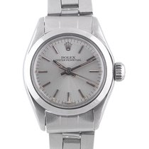Rolex Vintage Oyster Perpetual Automatic Stainless Steel Lady