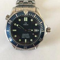 Omega Seamaster Diver 300 M Professional aus 2002, mit Box und...