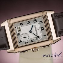 Jaeger-LeCoultre GRANDE REVERSO 8 DAYS POWER RESERVE GMT DUAL...