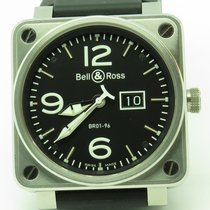 Bell & Ross Aviation Type Br01-96 Big Date Automatic 46mm...