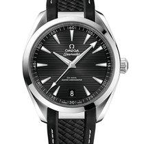 Omega Seamaster Aqua Terra Acier 41mm Noir