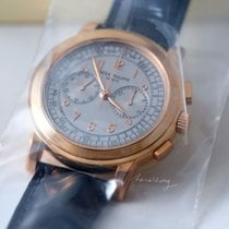 Patek Philippe 42mm Manual winding 2004 new Chronograph