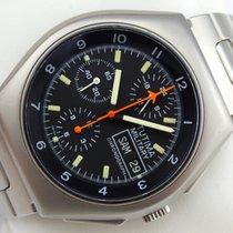 Tutima Military Chronograph Automatic - Lemania 5100