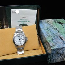 Rolex EXPLORER 2 16570 White Dial with Box and Paper