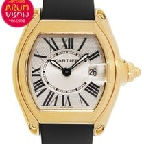 Cartier Roadster Oro amarillo 32mm Plata España, Madrid