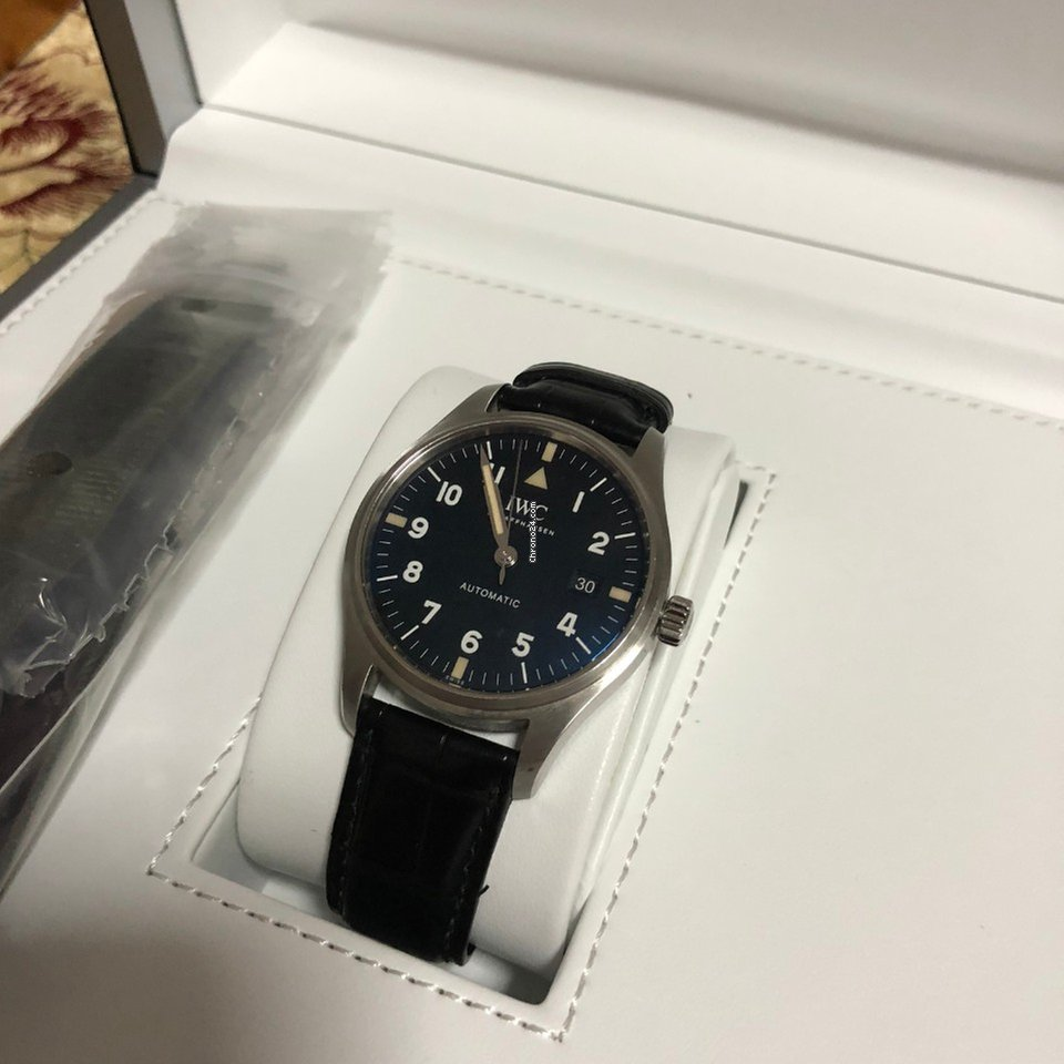 e5844d78813 IWC Pilot Mark XVIII Tribute to Mark XI (Limited Edition of... for S ...