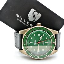 Perseo 44mm Automatic new Green