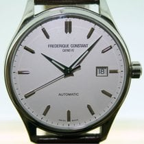 Frederique Constant pre-owned Automatic 40mm White Sapphire crystal 5 ATM