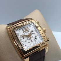 Chopard Two O Ten usados 52mm Oro rosado