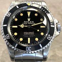 Rolex 5512 Acero Submariner (No Date) 40mm