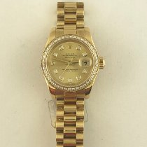 Rolex Lady-Datejust Yellow gold 26mm No numerals United States of America, Florida, Fort Lauderdale