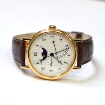 Breguet 39mm Automatic pre-owned Classique White