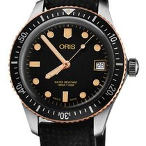 Oris Divers Sixty Five 01 733 7747 4354-07 4 17 18 2020 new