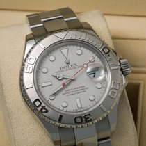 Rolex Yacht-Master 40 Steel 40mm Silver No numerals United States of America, New York, NewYork