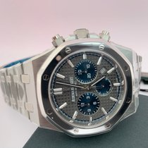 Audemars Piguet Royal Oak Chronograph Titan 41mm Gri Fara cifre