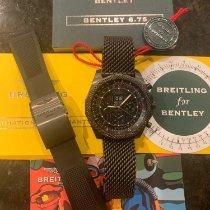 Breitling Bentley 6.75 49mm Negro