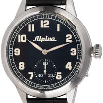 Alpina Steel Manual winding AL435B4SH6 new United States of America, Texas, Austin