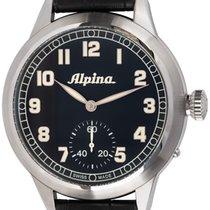 Alpina Steel Manual winding AL435B4SH6 new